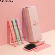 VODANA Sweet Box Glam Wave Flat iron Set 3items