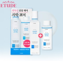 ETUDE HOUSE Soonjung Cica Relief Toner Special Set 2items [Online Excl.]