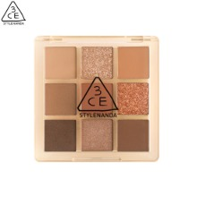 3CE Multi Eye Color Palette #Butter Cream 8.5g [3CE Clear Layer Warm]