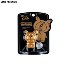 LINE FRIENDS X HOMEZ AIR FRESH Car Air Freshener Season 2 1.9ml