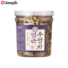 SEMPIO Lotus Root & Burdock Tea Roasted Slices 60g