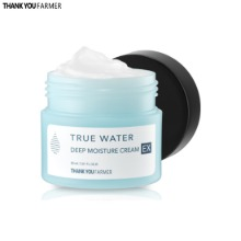 THANK YOU FARMER True Water Deep Moisture Cream EX 80ml