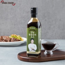 PAIK COOK Paik Jong-won's All-Purpose Stir-Fry Sauce 340g