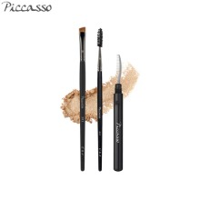 PICCASSO Premium Eyebrow Tool Set 3items