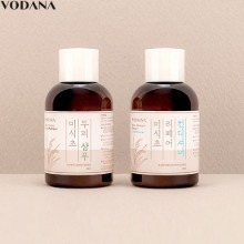 VODANA Rice Vinegar Repair Shampoo & Conditioner 40ml Set 2items