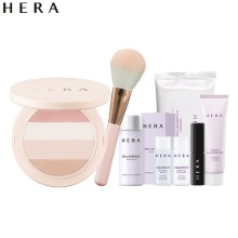HERA Lingerie Collection Nude Glow Multi Palette Set 8items