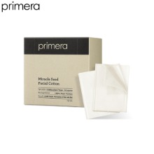 PRIMERA Miracle Seed Facial Cotton 100ea