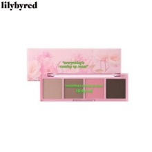 LILYBYRED Mood It Palette 04 #Rose It 7.2g [Coming Up Roses Edition]