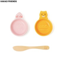 KAKAOFRIENDS Sauce Bowl & Butter Knife Set 3items