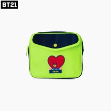 LINE FRIENDS BT21 Colorful Multi Pouch 1ea