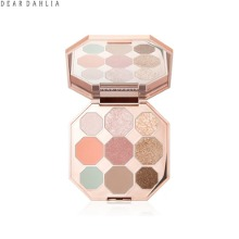 DEAR DAHLIA Blooming Edition Garden Of Light Palette 9.7g