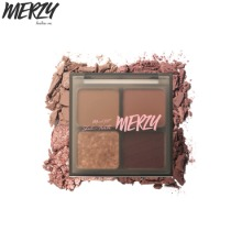 MERZY Mood Fit Shadow Palette 8g