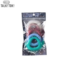 HELLO TALKTOK Spring Hair Band L 5pcs