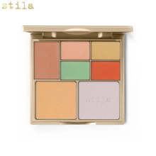 STILA Correct & Perfect All In One Color Correcting Palette 13g,Beauty Box Korea