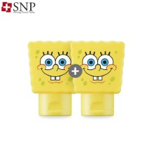 SNP UV Perfect Air Cool Sun Gel SPF50+ PA++++ 80ml*2ea [Sponge Bob Edition]