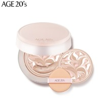 AGE 20'S Glow Glass Essence Cover Pact SPF50+ PA++++ 12.5g*2ea