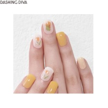 DASHING DIVA Magic Press 1ea [Yellow Spring Collection]