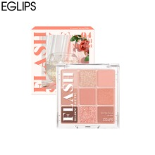 EGLIPS Flash Shadow Palette 0.9g*9colors