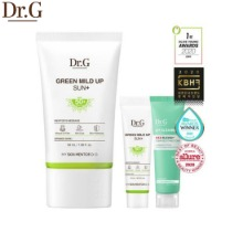 DR.G Green Mild Up Sun+ SPF50+ Set 3items [2021 New]