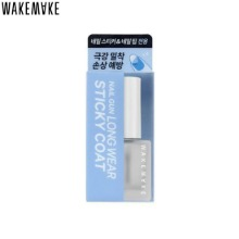 WAKEMAKE Nail Gun Long Wear Sticky Coat 8ml