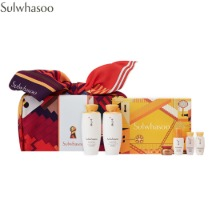 SULWHASOO Elasticity Essential 2Pieces With Wrapping Cloth Set 6items