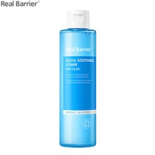 REAL BARRIER Aqua Soothing Toner 190ml