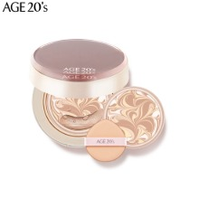 AGE 20'S Perfect Glass Essence Cover Pact SPF50+ PA++++ 12.5g*2ea