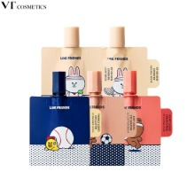 VT B&F Makeup Set 4items [VT X LINE FRIENDS]