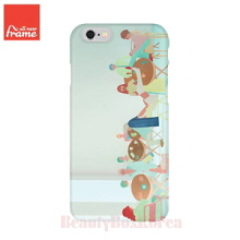 ALL NEW FRAME Cafe Hard Phone Case 1ea,ALL NEW FRAM