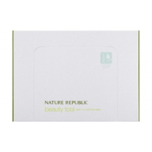 NATURE REPUBLIC Beauty Tool Soft 1/2 Cotton Wipe 120p,NATURE REPUBLIC