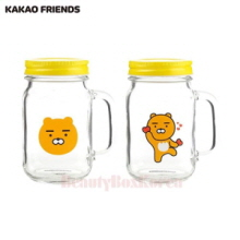 KAKAO FRIENDS Ryan Drink jar 2ea Set,Hncommerce