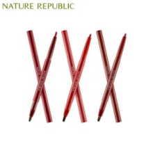 NATURE REPUBLIC By Flower Auto Lip Liner 0.2g,NATURE REPUBLIC