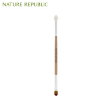 NATURE REPUBLIC Nature's Deco Eye Shadow Dual Brush 1ea,NATURE REPUBLIC