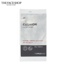 THE FACE SHOP CC Cushion Ultra Moist Refill15g,THE FACE SHOP