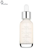9 WISHES Perfect Ampule Collagen Serum 25ml,9 WISHES