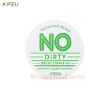 A'PIEU No Dirty Brush Cleansing Soap 47g,A'Pieu