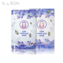 A.BY BOM Super Power Baby Ultra Water Leaf Mask 30ml*5ea,A. BY BOM