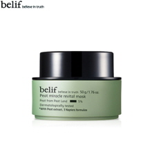 BELIF Peat Miracle Revital Mask 50g,BELIF