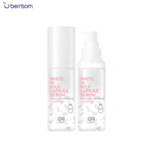 BERRISOM G9 White in Milk Capsule Serum 50ml,Berrisom