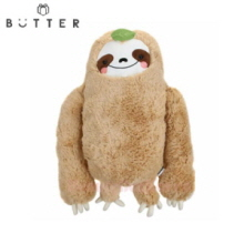 BUTTER SHOP Green Sloth Plush 1ea,BUTTER SHOP