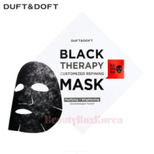 DUFT&DOFT Black Therapy Customized Refining Mask 28ml,DUFT&DOFT