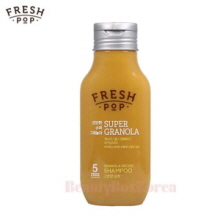 FRESH POP Super Granola shampoo 200ml,Fresh Pop