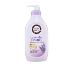 HAPPY BATH Lavender Essence Smooth Body Lotion 450ml,HAPPY BATH