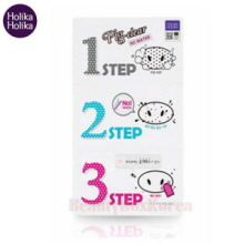 HOLIKA HOLIKA Pig-Clear Blackhead 3-Step Kit No Water 1ea,HOLIKAHOLIKA