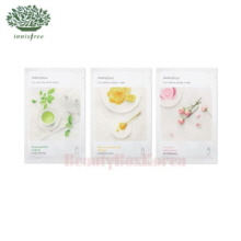 INNISFREE My Real Squeeze Mask 20ml*10ea,INNISFREE
