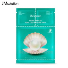 JM SOLUTION Marine Luminous Pearl Deep Moisture Mask 25g,JM SOLUTION