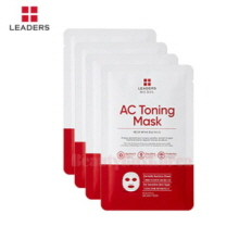 LEADERS Mediu AC Toning Mask 23ml*10ea,LEADERS