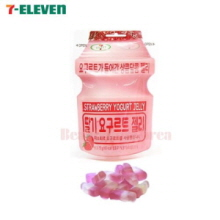 SEVEN ELEVEN Strawberry Yogurt Jelly 50g*5ea,Own label brand