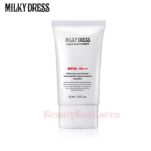 MILKY DRESS Aqua Sun Cream 50ml,MILKY DRESS