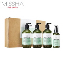 MISSHA Orga Pure Hair Set 4items,MISSHA